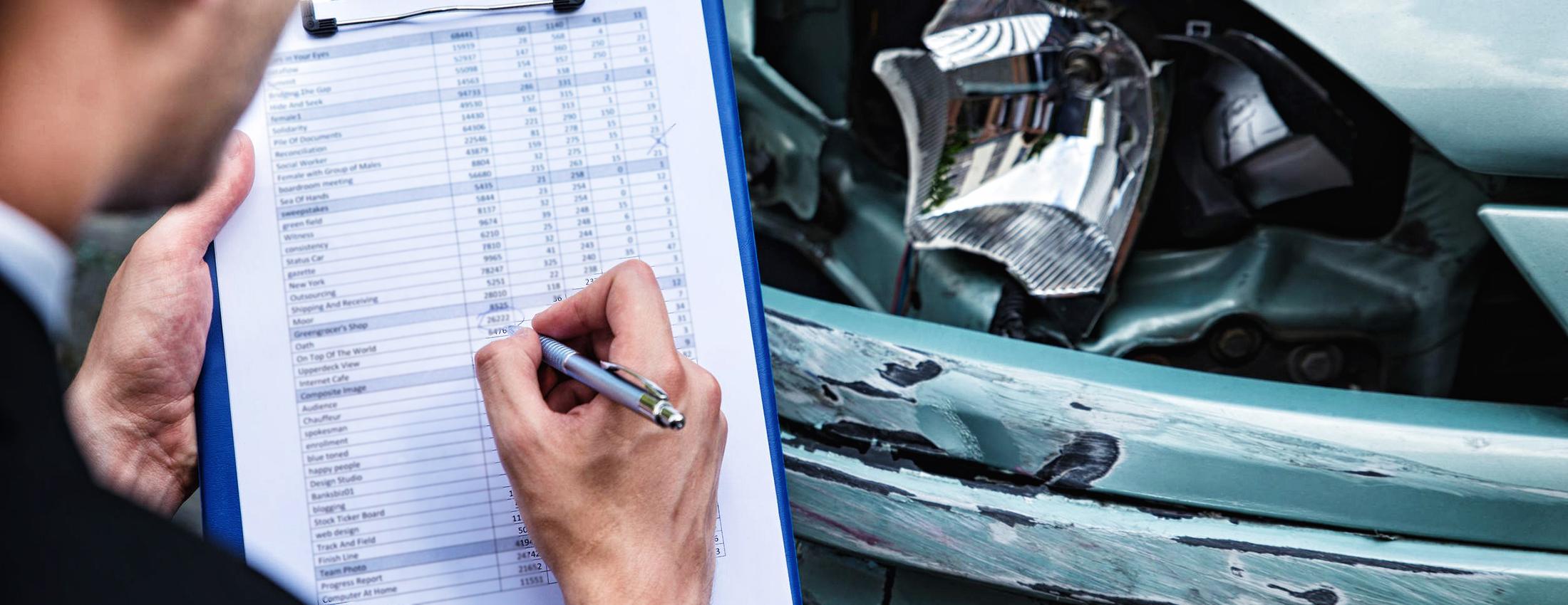 эксперт по оценке ущерба автомобилей