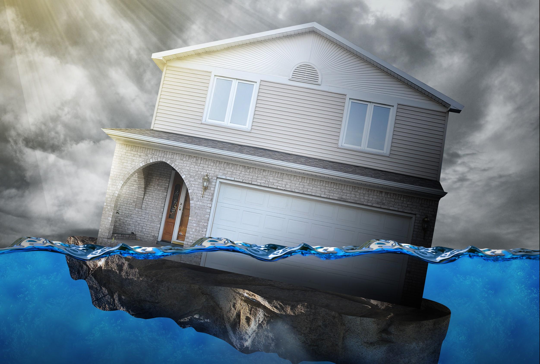 ущерб после залива